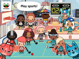 Toca Life After School MOD APK Android 1.2 Play Screenshot