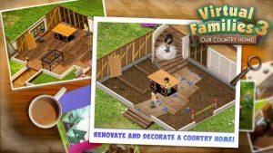 Virtual Families 3 MOD APK Android 1.0.10 Screenshot