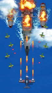 1945 Air Force Free Shooting Airplane Games MOD APK Android 7.80 Screenshot