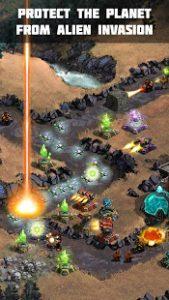 Ancient Planet Tower Defense Offline MOD APK Android 1.1.108 Screenshot