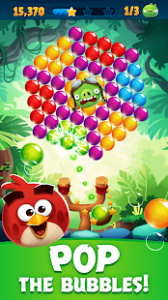 Angry Birds POP Bubble Shooter MOD APK Android 3.86.1 Screenshot