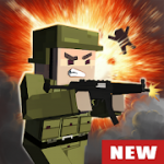 Block Gun FPS PvP War Online Gun Shooting Games MOD APK android 5.9