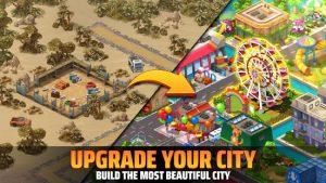 City island 5 tycoon building simulation offline mod apk android 3.3.1 screenshot