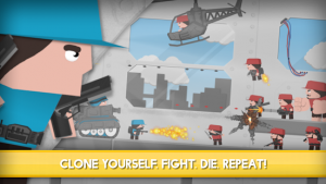 Clone armies tactical army game mod apk android 7.4.5 screenshot