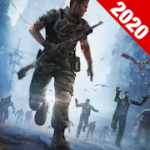 DEAD TARGET Zombie Offline Shooting Games MOD APK android 4.50.1.2