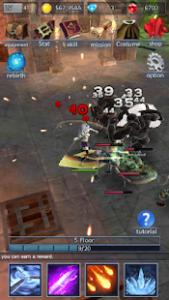 DarkWarrior MOD APK Android 4.11 Screenshot