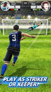 Football strike multiplayer soccer mod apk android 1.26.0 screenshot