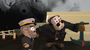 Friday the 13th killer puzzle mod apk android 18.9 screenshot
