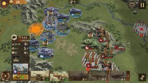 Glory of generals 3 ww2 strategy game mod apk android 1.0.0 screenshot