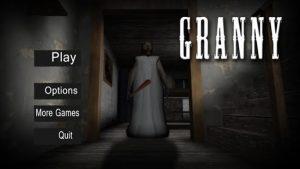 Granny mod apk android 1.7.4 screenshot