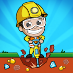 Idle Miner Tycoon Mine Manager Simulator MOD APK android 3.23.0