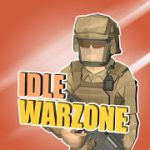 Idle Warzone 3d Military Game  Army Tycoon MOD APK android 1.2.1