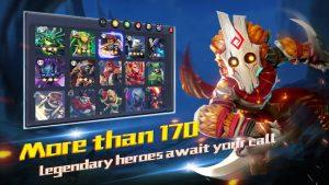 Lionheart Dark Moon RPG MOD APK Android 2.1.4 Screenshot