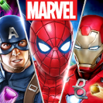 MARVEL Puzzle Quest Join the Super Hero Battle MOD APK android 214.547485
