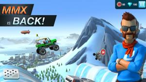 Mmx hill dash 2 offroad truck, car & bike racing mod apk android 11.02.12140 screenshot