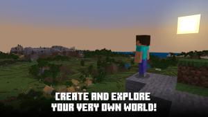 Minecraft MOD APK Android 1.16.200.55 Screenshot