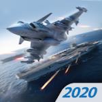 Modern Warplanes Sky fighters PvP Jet Warfare MOD APK android 1.15.0