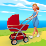 Mother Simulator Happy Virtual Family Life MOD APK android 1.4.11
