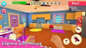 Mother simulator happy virtual family life mod apk android 1.4.11 screenshot