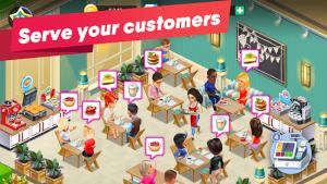 My Cafe Restaurant Game MOD APK Android 2020.11 Screenshot