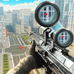 New Sniper Shooter Free offline 3D shooting games MOD APK android 1.84