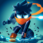 Ninja Dash Run Epic Arcade Offline Games 2020 MOD APK android 1.4.4
