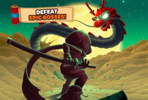Ninja Dash Run Epic Arcade Offline Games 2020 MOD APK Android 1.4.4 Screenshot