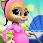 Pregnant Talking Cat Emma MOD APK android 2.8.8