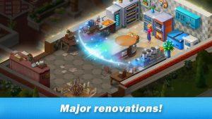 Restaurant Renovation MOD APK Android 2.3.8 Screenshot