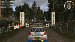 Rush rally 3 mod apk android 1.96 screenshot