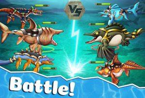 Sea Monster City MOD APK Android 11.97 Screenshot