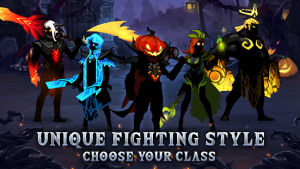 Shadow Knight Deathly Adventure RPG MOD APK Android 1.1.312 Screenshot