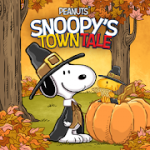Snoopy's Town Tale City Building Simulator MOD APK android 3.7.3