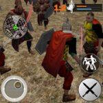 Spartacus Gladiator Roman Arena Hero Clash MOD APK android 1.0