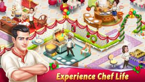 Star chef 2 cooking game mod apk android 1.1.6 screenshot