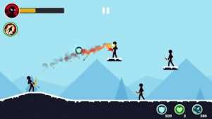 Stickman archery master archer puzzle warrior mod apk android 1.0.3 screenshot