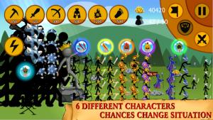 Stickman Battle 2020 Stick War Fight MOD APK Android 1.4.2 Screenshot