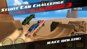 Stunt car challenge 3 mod apk android 3.33 screenshot