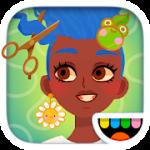 Toca Hair Salon 4 MOD APK android 1.8.0-play