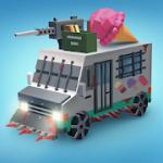 Zombie Derby Pixel Survival MOD APK android 1.0.4