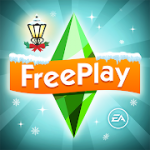 The Sims FreePlay MOD APK android 5.57.1