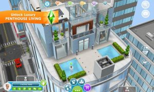 The sims freeplay mod apk android 5.57.1 screenshot