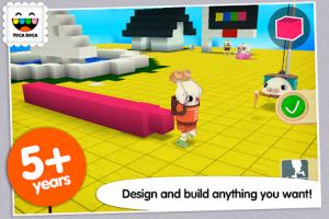 Toca builders mod apk android 1.0.9 screenshot