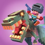 Dinos Royale Multiplayer Battle Royale Legends MOD APK android 1.10