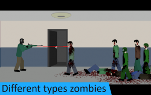 Flat zombies defense & cleanup mod apk android 1.8.7 b367 screenshot