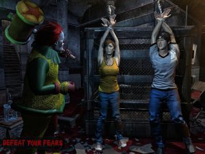 Horror clown survival scary games 2020 mod apk android 1.31 screenshot