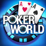 Poker World Offline Texas Holdem MOD APK android 1.8.20