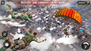 Real commando secret mission free shooting games mod apk android 15.3 screenshot
