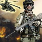 Commando Assassin Strike World War Pacific Shooter MOD APK android 3.7