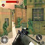 Commando Assassin Strike World War Pacific Shooter MOD APK android 4.1